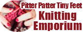 Pitter Patter Tiny Feet Knitting Emporium