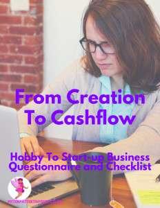 From Creation to Cashflow Checklist